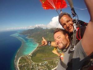 WAFOU, école professionnelle de parachutisme Arcachon